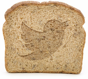 twitter bread icon
